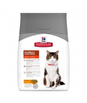 Для кошек – Вывод шерсти: индейка и курица (Hairball) 7608EA