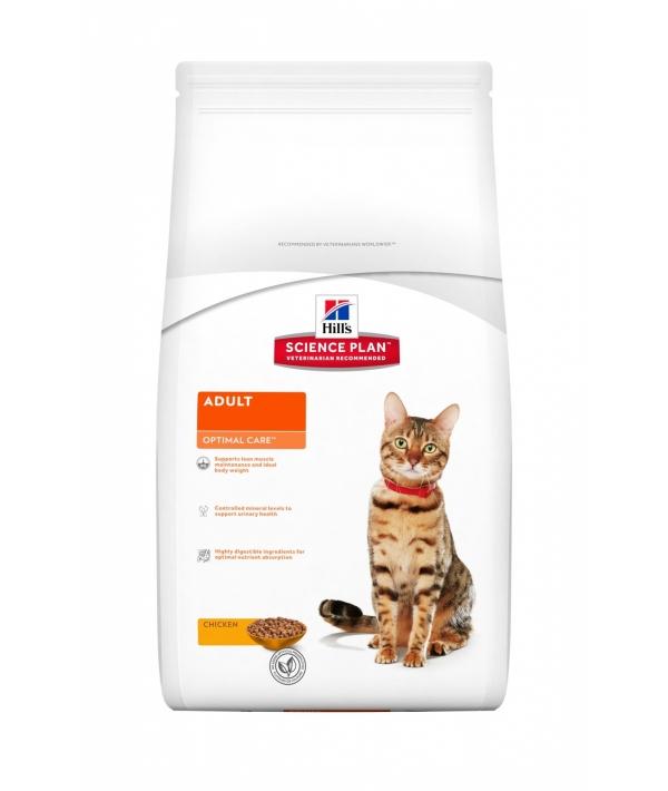Для взрослых кошек c курицей (Adult Chicken) 6291N