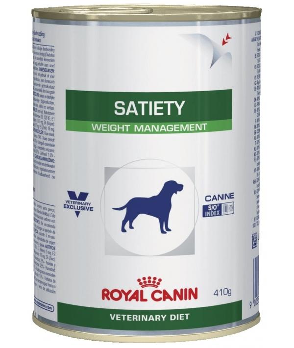 Консервы для собак Контроль веса (Satiety management 30) 798001