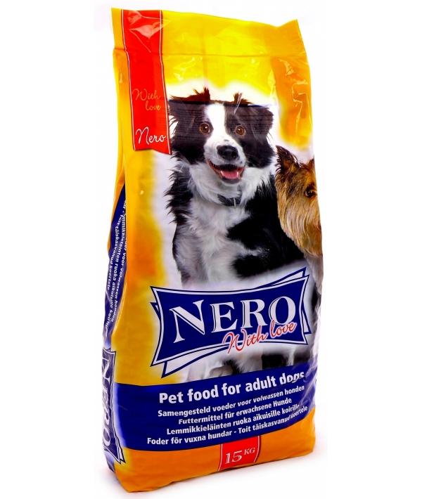 Для Собак: Мясной коктейль (Nero Croc Economy with Love)