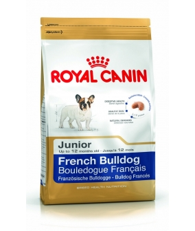 Для щенков Французского Бульдога: до 12 мес. (French Bulldog junior 30) 181030