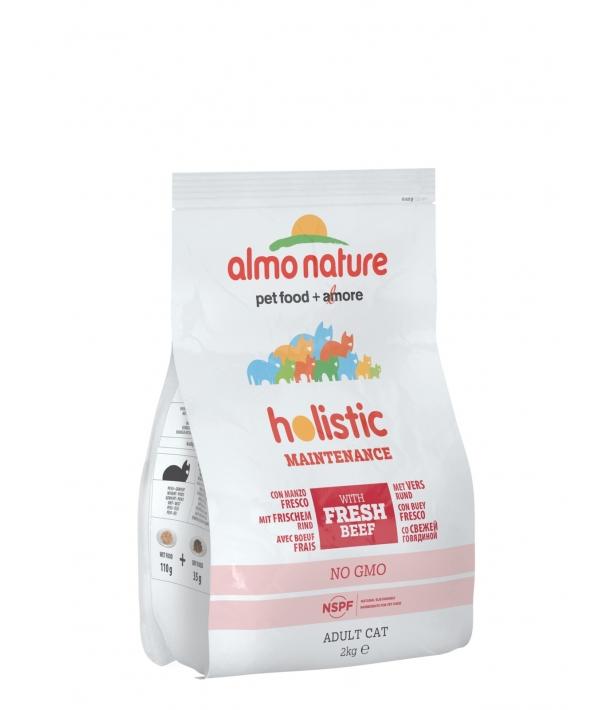 Для взрослых кошек с Говядиной и коричневым рисом (Holistic – Adult Cat Adult Beef and Rice) 608