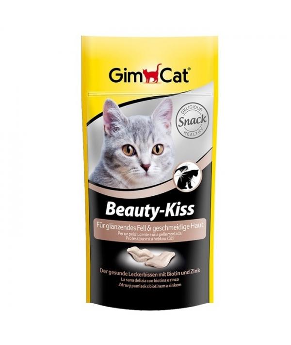 Витамины для кошек Бьюти – Кисс с биотином и цинком, 418414