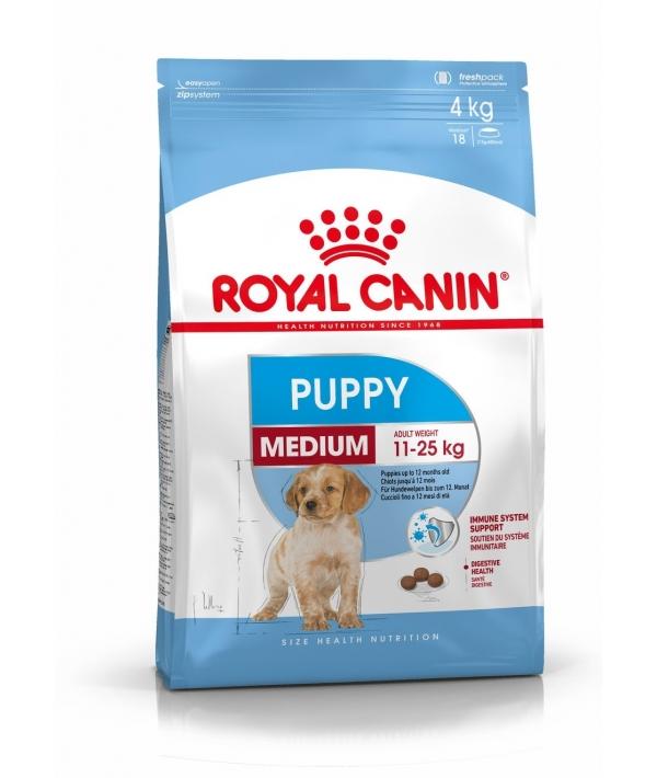 Для щенков средних пород: 2–12 мес. (Medium Puppy) 190215/190150