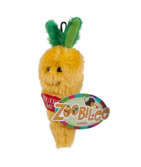 """Плюшевая игрушка для собак """"Мини – морковочка"""" с пищалкой (PLUSH SMALL CARROT) 7545"""