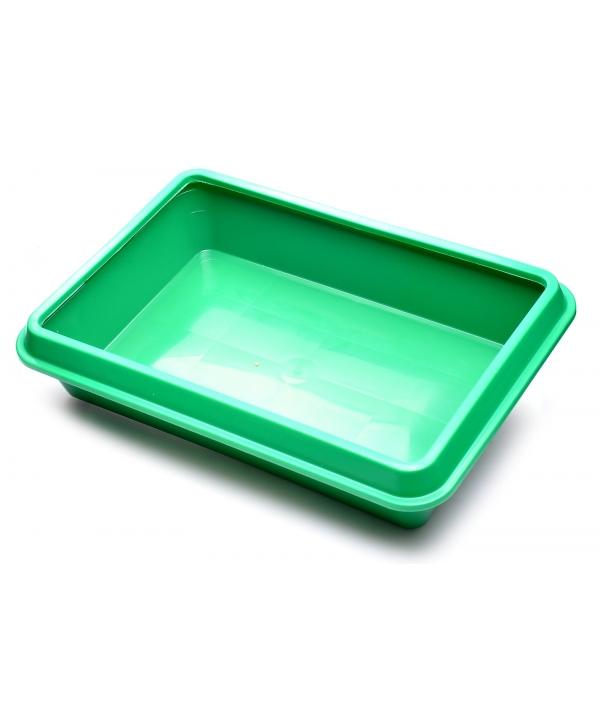 Туалет – лоток Usual с рамкой, 25*40см (2905)