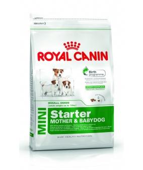 Для щенков малых пород: 3нед.–2 мес., беременных и кормящих сук (Mini Starter) 186085/ 186185