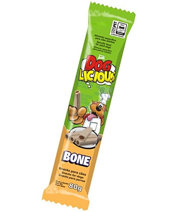 """Лакомство для собак""""Лакомая Косточка"""" (Dog Licious Bone) 80 гр"""