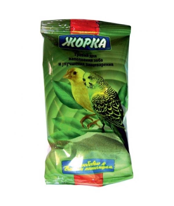Гравий для всех видов птиц