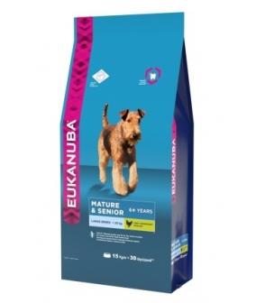 Для пожилых собак крупных пород с курицей (Senior Large Breed) 10137538
