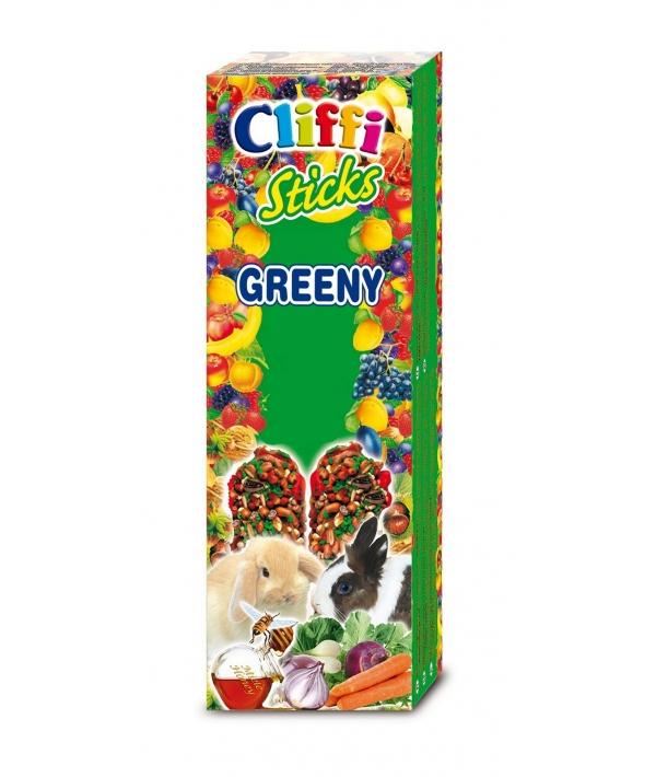 Лакомство для Кроликов: палочки с овощами и медом (Sticks rabbits with vegetables and honey) PCRA212