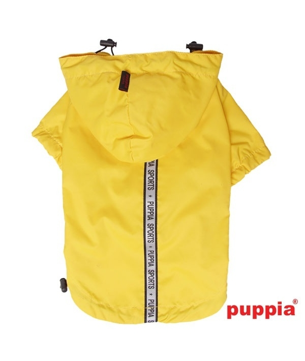 Базовый плащ со светоотражающими лентами, желтый, размер M (длина 25 см) (BASE JUMPER/YELLOW/M) PEAF – RM03 – YE – M