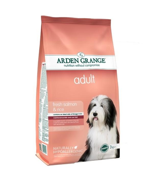 Для взрослых собак с лососем и рисом (Adult Dog Salmon & Rice) AG605311