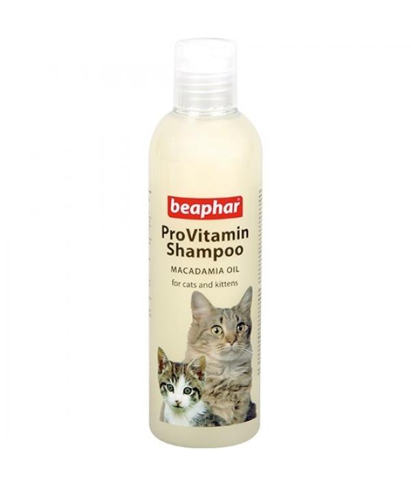 Шампунь с маслом австрал.ореха для кошек с чувствительной кожей
