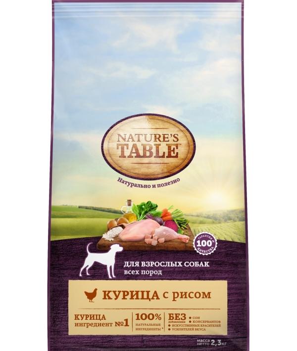 Сухой корм для собак с курицей и рисом, 10179259
