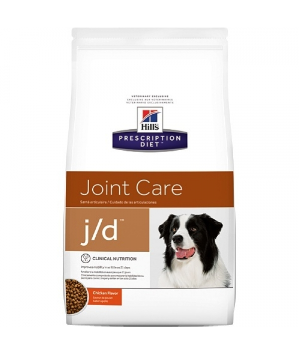 J/D Для Собак Лечение суставов (Mobility Canin) 4516U