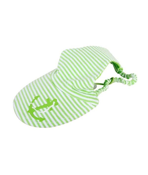 """Кепка на резинке в полоску """"Отпускник"""", зеленый, размер S (OCEANIC II HAT/GREEN/S) NAQA – CP7220 – GR – S"""