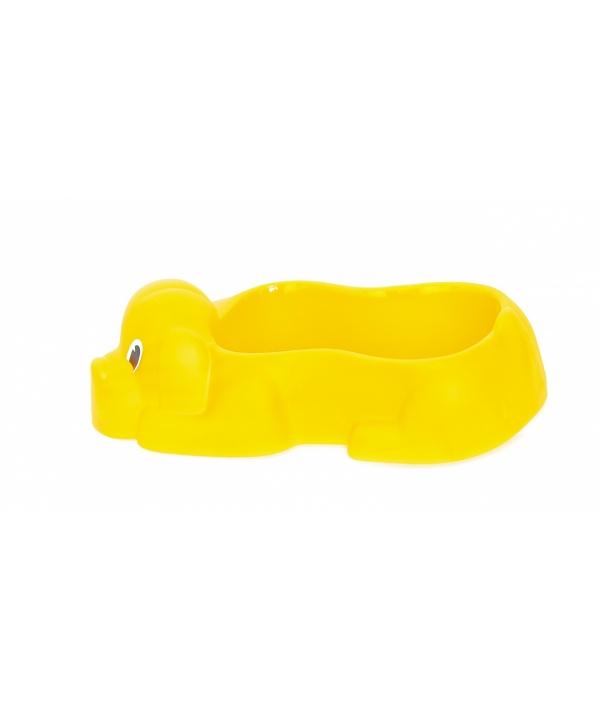 Миска для собак 37*19*12 см (Dog bowl model dog large plastic 37x19x12 cm) 5433