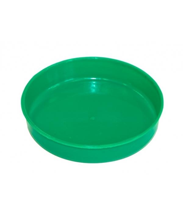 Миска для кошек пластиковая, 13,5см (2238)