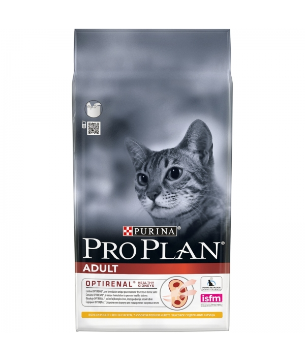 Для взрослых кошек с курицей и рисом (Adult Chicken&Rice) – 12172034