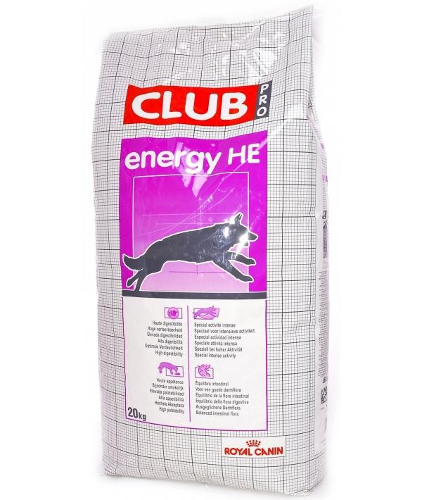 Высококалорийное питание для взр. cобак (HE Club) 303200/ 303120