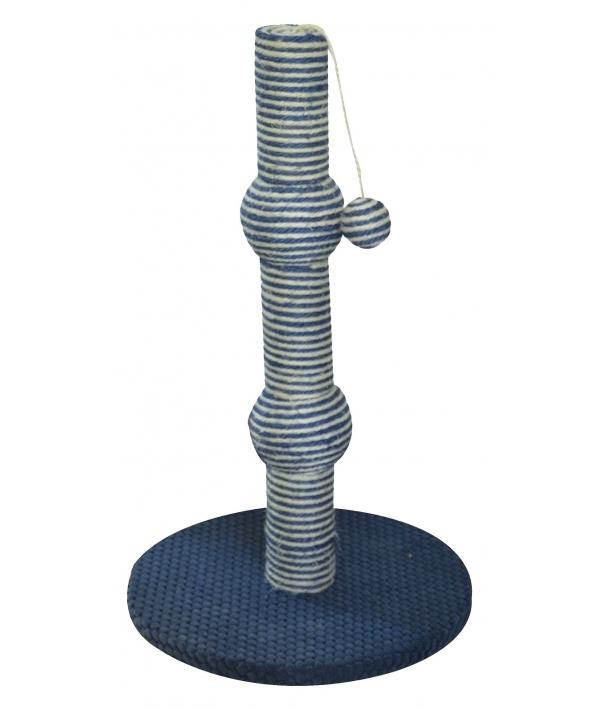 """Игровой комплекс – когтеточка """"Альбери"""" 35X35X57 см (TIRAGRAFFI NOTTE 35X35X57CM) GTT160"""