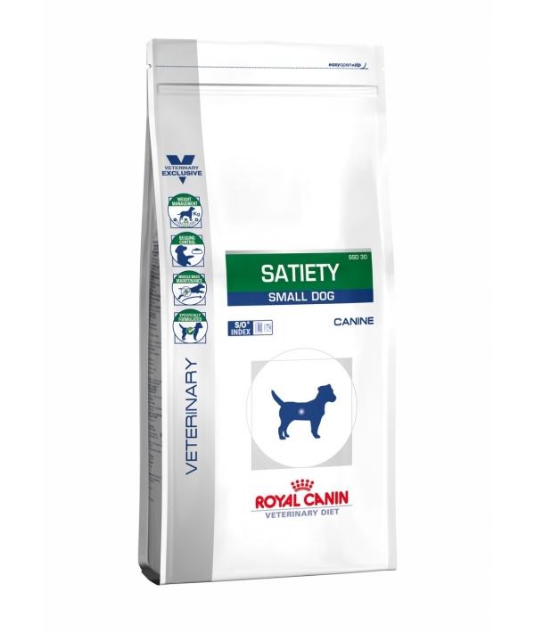 Для собак малых пород контроль веса (Satiety management 30) 674115/674015