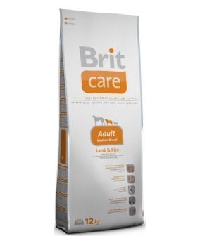 Care для собак средних пород от 10 до 25кг с ягненком и рисом (Adult Medium Breed Lamb&Rice) 132375