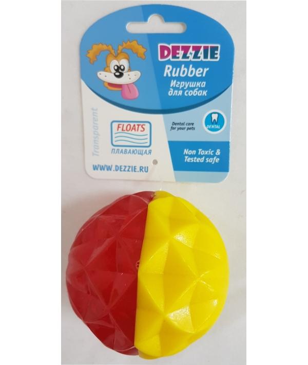 """Игрушка для собак """"Мяч"""", 7см, резина 5638016"""