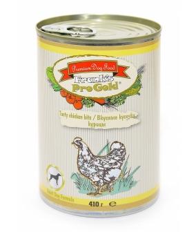 """Консервы для собак """"Вкусные кусочки курицы"""" (Tasty chicken bits Adult Dog Recipe)"""