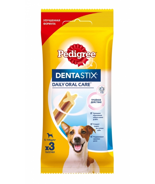 Лакомство для собак Дентастикс mini 7049