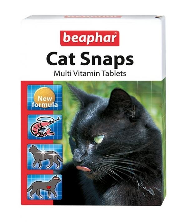 Витамины для кошек (Cat snaps), 75шт. (12550)