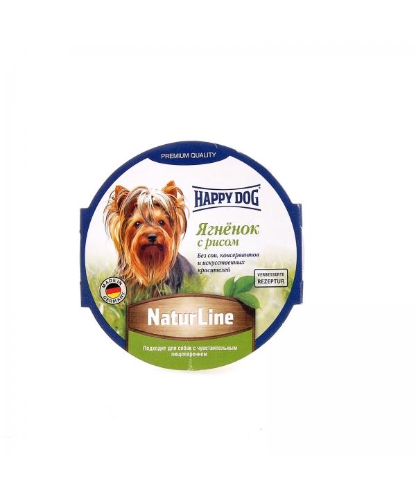 Нежный мясной паштет для собак – ягненок и рис