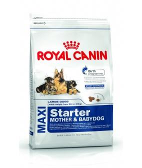 Для щенков крупных пород: 3нед.–2 мес., беременных и кормящих сук (Maxi Starter) 191150