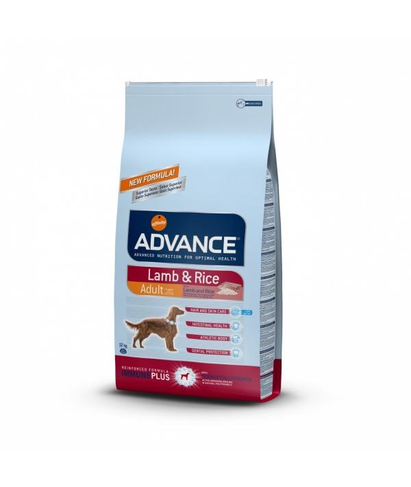 Для собак с ягненком и рисом (Lamb&Rice) 500549