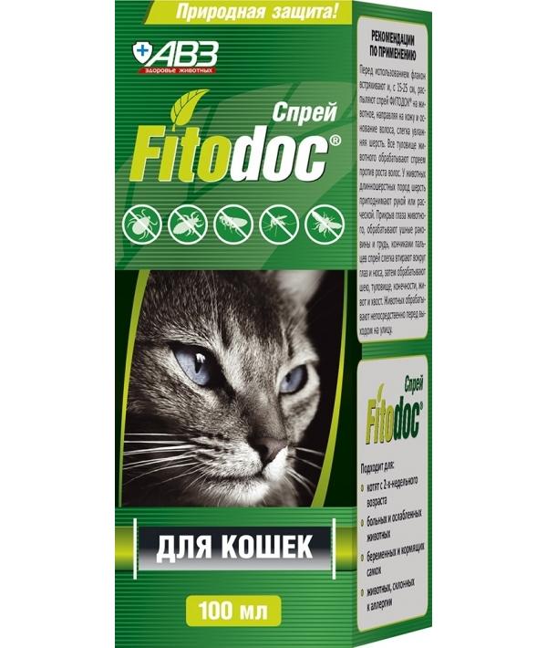 Спрей Фитодок для кошек