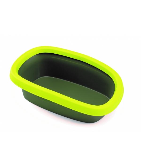 Туалет Sprint – 20 Trendy Colour, салатово – зелёный, 39*58*17см (TOILETTE SPRINT 20 VERDE PINO/VERDE LIME) 96572