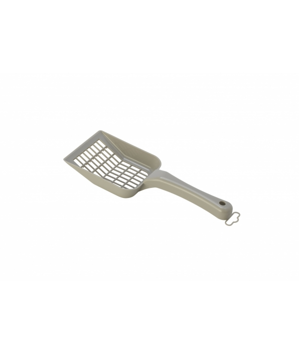 Совок, 10х28х4см, теплый серый (scoopy) MOD – C157 – 330.