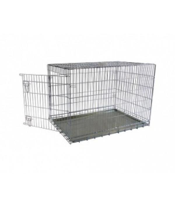 Клетка металлическая с 1 дверкой, 87*58*67см (Wire cage 1 door) 150187
