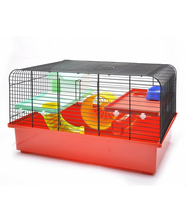 "Клетка для хомяков ""Марлен"" 49 * 32,5 * 29 см (Cage for hamsters marlene funny) 35121"