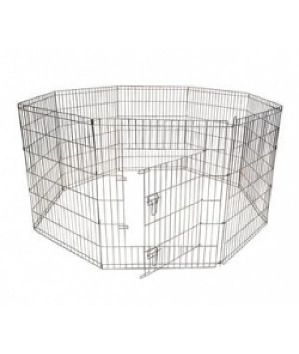 Клетка – загон для щенков, 80*100см (Puppy cage 8 panels) 150465