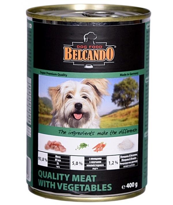 Конс. Мясо с овощами (Quality Meat & Vegetables) 512545