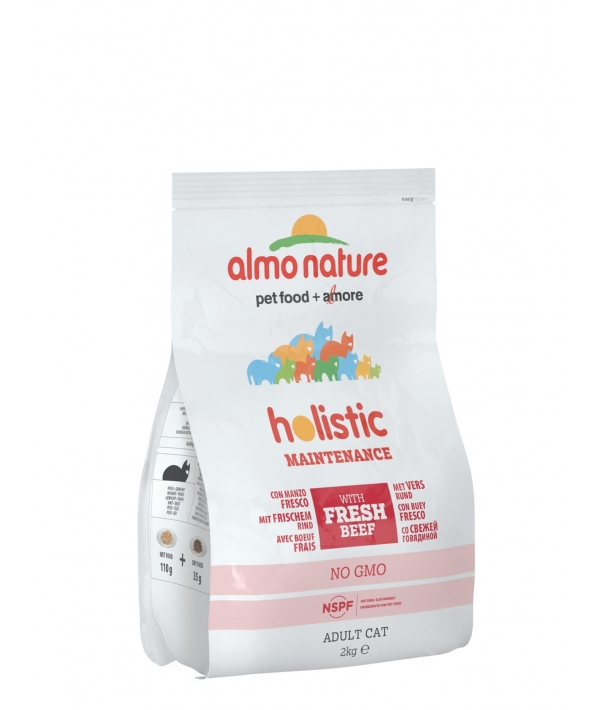 Для взрослых кошек с Говядиной и коричневым рисом (Holistic – Adult Cat Adult Beef and Rice) 628