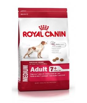 Для пожилых собак средних размеров (11–25 кг): 7–10 лет (Medium Adult 7–10) 322040