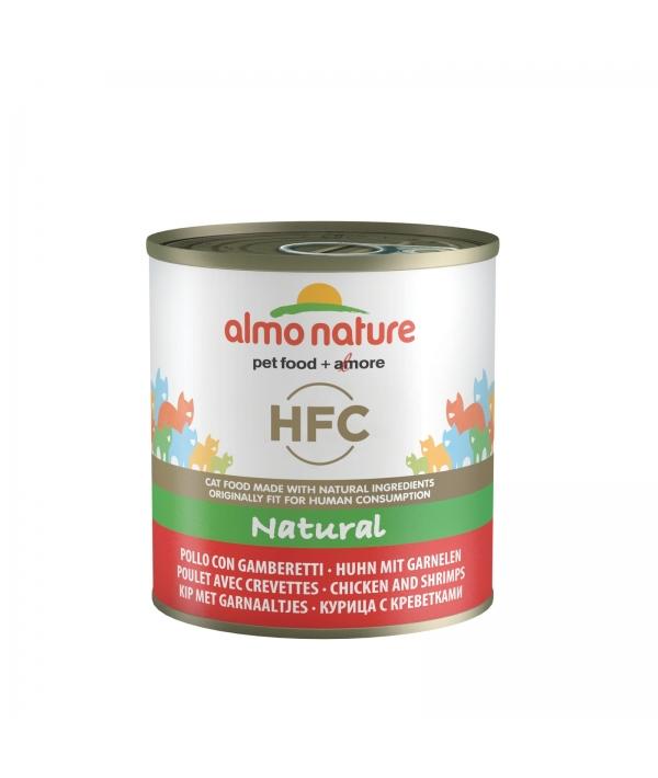 Консервы для Кошек с Курицей и Креветками (Classic HFC Adult Cat Chicken&Shrimps) 5152