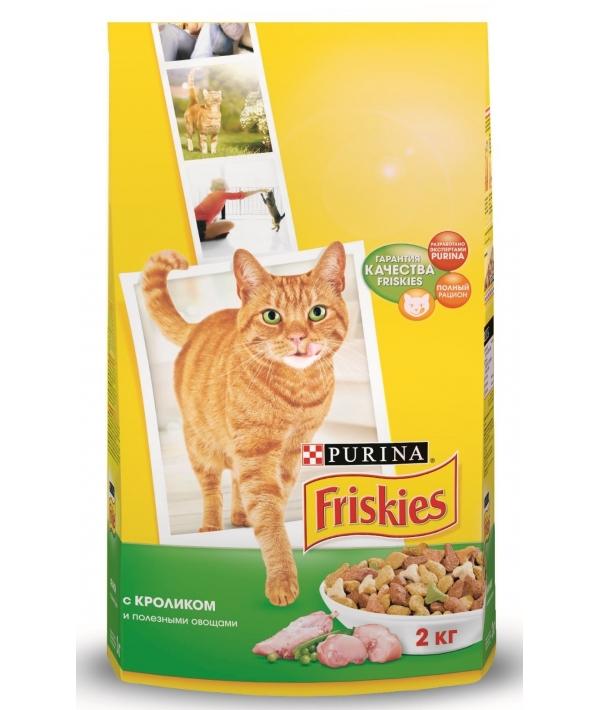 С кроликом, мясом птицы и овощами для кошек – 12152610