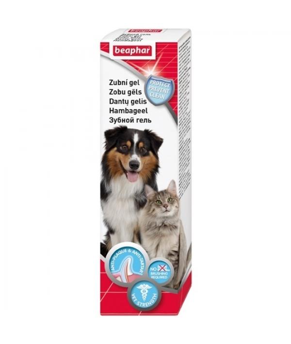 Гель для чистки зубов у собак (новая формула) 13224