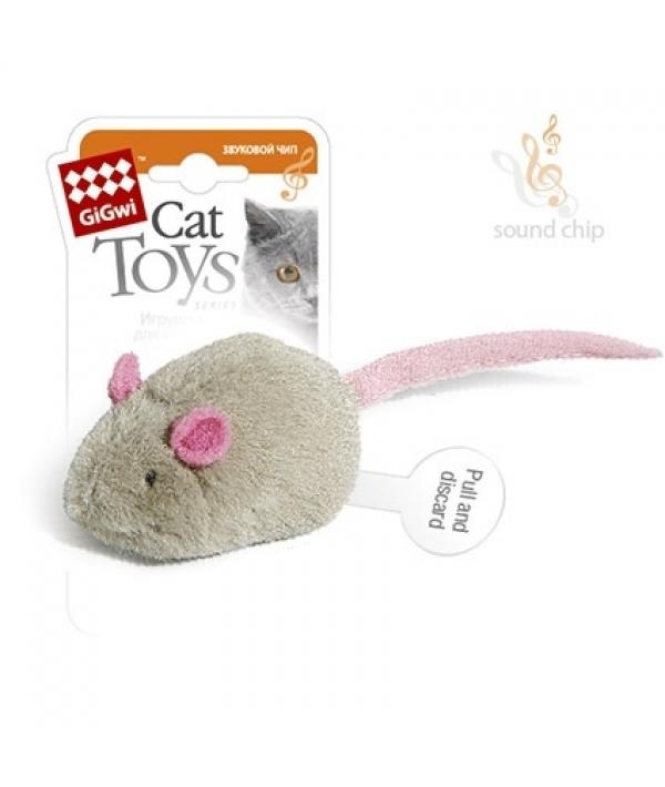 Игрушка для кошек Мышка с электронным чипом (75040)50115
