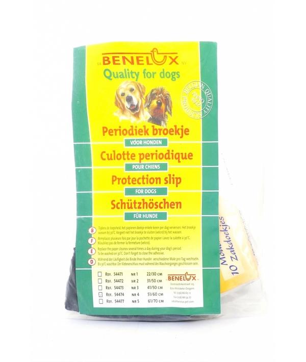 Защитные трусики для собак 51/60 см (Protection slip for dogs nr4) 54474