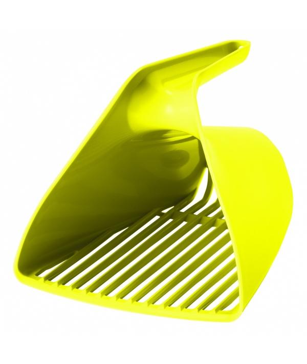 Совок – ковш, 15,42x13,2x12,9 см, лимонно – желтый (Scoop & Sift – Lemon Yellow) MOD – AI31 – 0329
